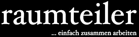 raumteiler mannheim Logo